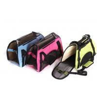 Wholesale New Pet Carrier Soft Sided Dog /Cat Comfort Travel Tote Bag For Pets from china suppliers