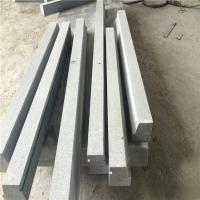 Wholesale China Granite Strips Kerbs Dark Grey Granite G654 Granite Kerbstone Curbstone Long Strips from china suppliers