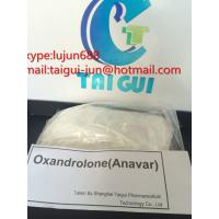 Wholesale Safely White Powder Sex Drugs Oral Anabolic Steroid Hormones Oxandrolone Anavar 53-39-4 With USP30 from china suppliers