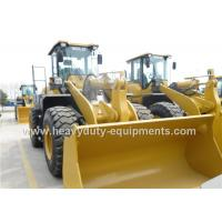 Wholesale Heavy Duty Axle 5 Ton Wheel Loader DDE Engine With Snow Blade / Air Conditioner from china suppliers