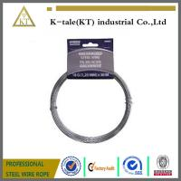 Wholesale wholesale 7x19 8.0mm AISI304 Stainless Steel Towing Cable, Aircraft Cable from china suppliers