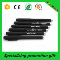 Wholesale Plastic Binder Spray Advertising Ball Pen Promotional Stationery 14.6cm from china suppliers