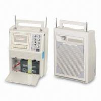 Buy cheap PA Amplifier with Cassette Player from wholesalers