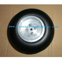 Wholesale Pu wheel with Aluminum core,rc model plane,airplane model,balsa wood plane model from china suppliers