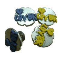 Wholesale Zinc Alloy Custom Clothing Buttons Eco freindly With Rubber from china suppliers
