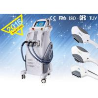 Buy cheap IPL Pigmentation Removal Multifunction Beauty Machine with Wavelength 530 / 640 from wholesalers