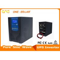 Wholesale Pure Sine Wave Solar PV Inverter 3000W 4000W 5000W 12 / 24V With Voltage Stabilizer from china suppliers