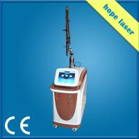 Wholesale Pico Nd Yag Laser Machine For Tattoo Removal , 532nm \ 1064nm \ 755nm from china suppliers