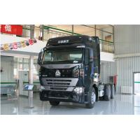 Wholesale 6*4 Truck head tractor truck Prime Mover Truck 420hp with air - condition , ABS from china suppliers
