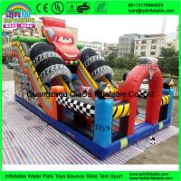 Buy cheap Children Favorite Inflatable Bouncer/PVC Inflatable Castle WIth Good Price For Sale from wholesalers
