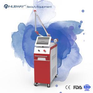 Wholesale Nubway new product q switch nd yag laser machine / nd yag laser machine from china suppliers