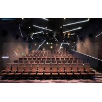 Wholesale Large Screen 4D Cinema Equipment Project With Pneumatic Motion Chair from china suppliers