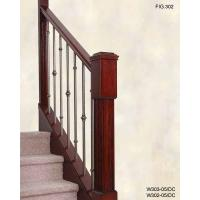 Buy cheap Stair Railing pickets handrail post steel picket from wholesalers