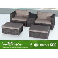 Wholesale Furniture Set Outdoor Garden with CE Certificate Outdoor Patio Wicker Furniture from china suppliers