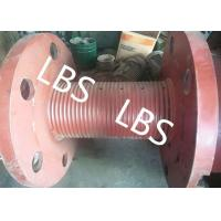 Buy cheap 3000m Rope Capacity Hydraulic Winch Reel With Lebus Groove Or Helix Groove from wholesalers
