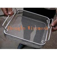 Wholesale cleaning basket stainless steel basket from china suppliers
