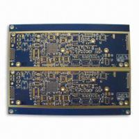 Buy cheap Impedance Board with 8-layer Counts from wholesalers