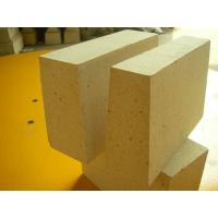 Refractory High Alumina Bricks , Heat Resistant Bricks For Pizza Oven
