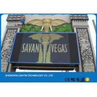 Wholesale Message P4 Fixed Outdoor SMD LED Display Waterproof High Brightness from china suppliers