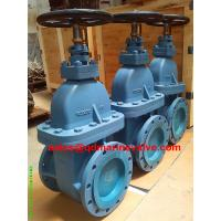 "Wholesale IMPA 750828	F7364 10K250 CAST IRON GATE VALVE 10"" from china suppliers"
