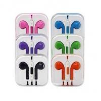 Wholesale Hot Selling In-ear Earphone for Iphone, Ipad, Ipod with Volume control and Mic from china suppliers