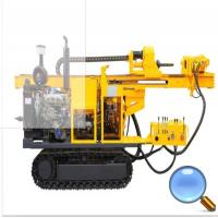 Wholesale 300m Mud Pump Crawler Drilling Rig Exploration Well Drilling Rig from china suppliers