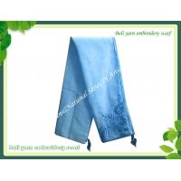 Wholesale Bali yarn embroidery scarf from china suppliers