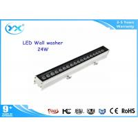 Wholesale CRI80 ETL UL high power led wall washer light fixtures for facade lighting from china suppliers