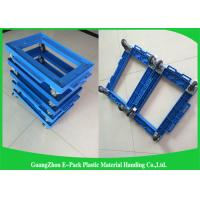 Wholesale 250 Lb Capacity Moving Equipment dolly / 4 Wheel Moving Dolly with Plastic Frame from china suppliers