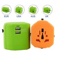 Wholesale 5V Portable Travel Power Adapter , Universal USB Travel Charger Adaptor from china suppliers