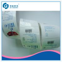 Wholesale Custom Shipping Labels , Round Corner Self Adhesive Shipping Labels from china suppliers