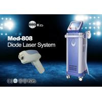 Quality Professional Painless Permanent Comfortable Cooling Diode Laser Hair Removal Machine for sale