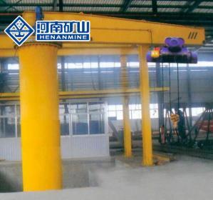 China Swing Arm Boom Jib Crane For Warehouse , High Performance Cantilever Jib Crane on sale