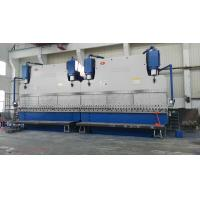 Wholesale Steel Structure Q345 Material Hydraulic CNC Press Brake Machinery 1200 Ton Force from china suppliers
