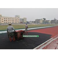 Wholesale 13mm Running Track Outdoor/ Indoor Abroad Construction Service On-Site Guidance from china suppliers