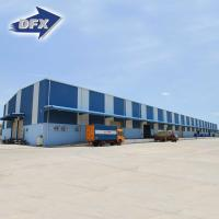 Buy cheap Construction Steel Structure Industrial Big Storage Warehouse from wholesalers