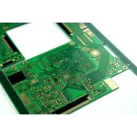 Wholesale Immersion Gold TG 170, FR4 Material 6 Layers Green Solder Mask High TG PCB for Automobile from china suppliers