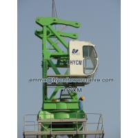 Wholesale PT6518 Top Flat Crane Tower 10tons 3m Potain Mast Sections Cost from china suppliers