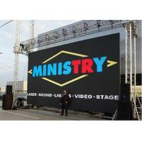 Wholesale Rental Mobile Led Display Full Color Video Screen , Led Mobile Billboard from china suppliers