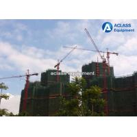 Wholesale Construction External Climbing Tower Crane Qtz 50 50m Boom Specification from china suppliers