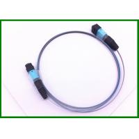 Wholesale MTP Optical Jumper Simplex Fiber Optic Patch Cord 24 Ribbon Fiber from china suppliers