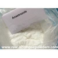 Wholesale High Purity Anti Estrogen Steroids Raw Powders Anabolic Anastrozoles / Arimidex from china suppliers