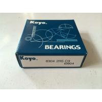 Wholesale High quality KOYO deep groove ball bearing koyo 6304 2rs bearing for peripheral pump from china suppliers