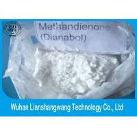 Wholesale CAS 72-63-9 Oral / Injecting Anabolic Steroids Muscle Mass Methandienone Dianabol Powder from china suppliers