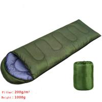 Wholesale 180T Polyester Waterproof Outdoor Sleeping Bags , Sleeping Bags For Camping /  Traveling from china suppliers