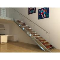Wholesale Straight Timber Staircases from china suppliers