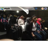 Wholesale Shopping Mall Motion Ride 5D Movie Theater Movement Chair With 5D Simulator from china suppliers