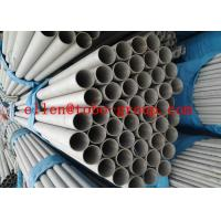 Wholesale Cold Rolled Duplex Stainless Steel Pipe S31803 / S31500 / S32750 A789 / A790 from china suppliers