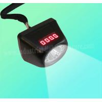 Wholesale Cree XPE Digital LED 1 Watt Miners Cap Lamp 120lm Cordless , MSHA CE from china suppliers