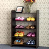 Wholesale Modern Living Room Wooden Shoe Rack With 5 Dayers Cabinet DX-7113 from china suppliers